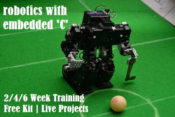 Summer Training 2016 - Robotics and Embedded Systems