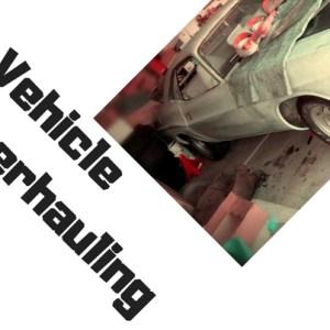 Vehicle-Overhauling