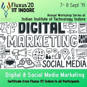 digital Marketing_Fluxus_IIT Indore