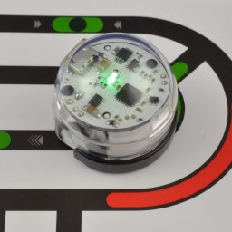 Suffolk Science Festival - Ozobot tracking on paper