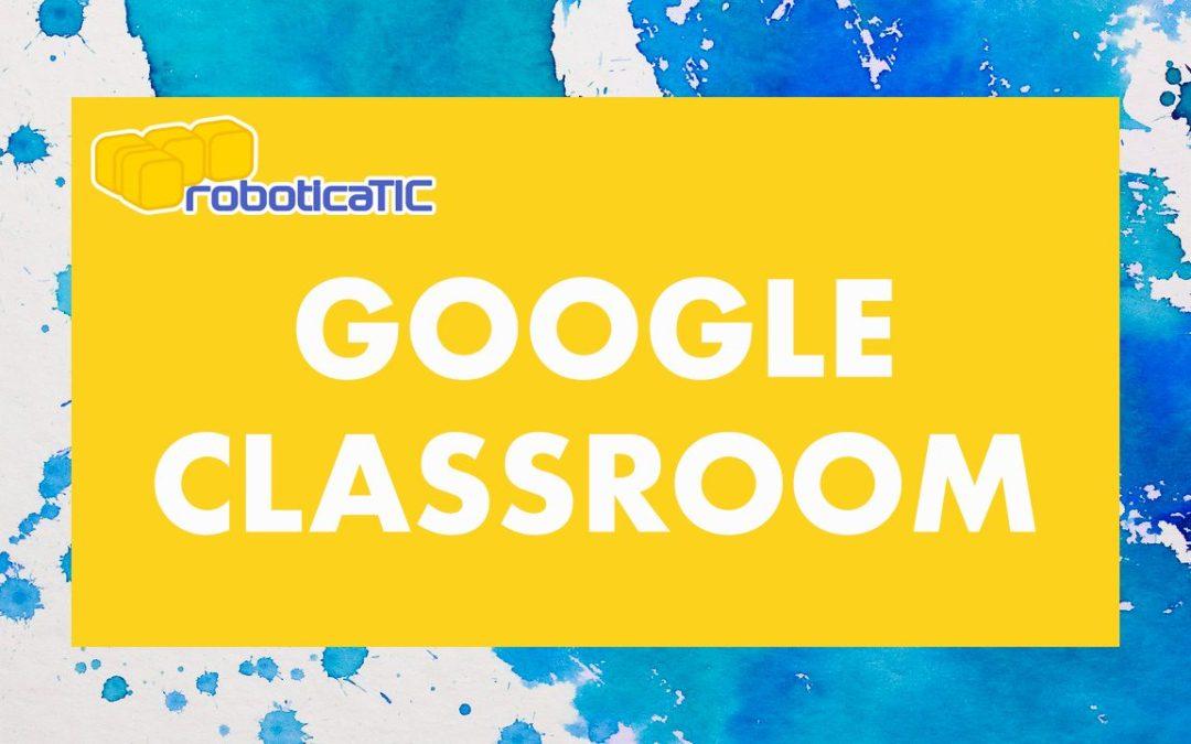 Google Classroom para papis