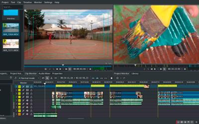 [VIDEO] Chromebook: Instalar editor de vídeo Kdenlive