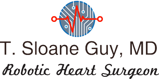 T. Sloane Guy, Robotic Heart Surgeon