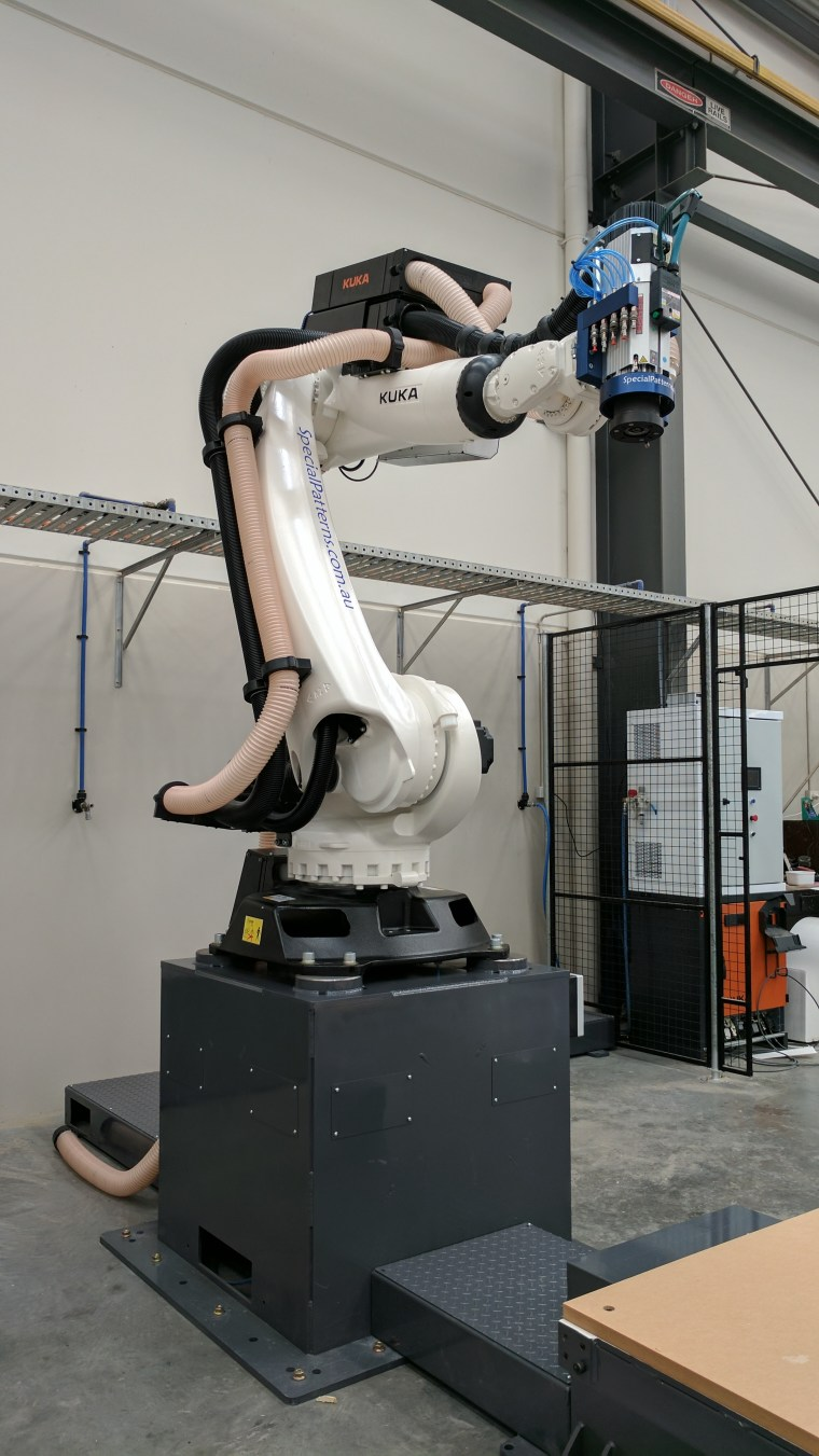 robotic milling in melbourne
