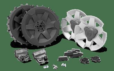 Kit de ruedas de tracción