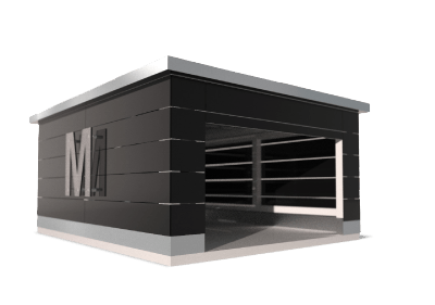 Caseta IdeaMower Cube Fine