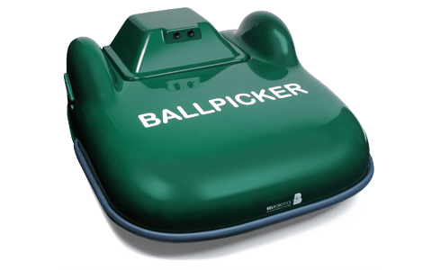 Recogebolas de golf Belrobotics Ballpicker