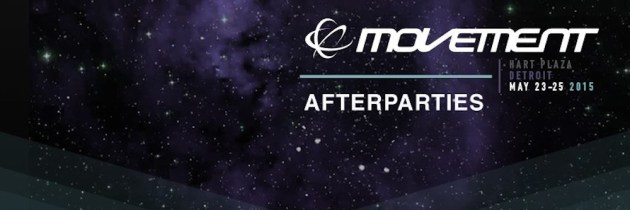 Top 10 Parties of Movement Festival Week 2015