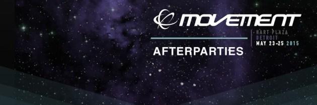Top 10 Parties of Movement Festival Week 2015