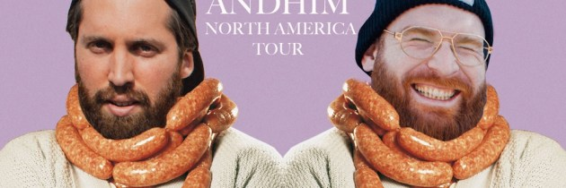 Interview: andhim Brings the Flying Sausage to North America
