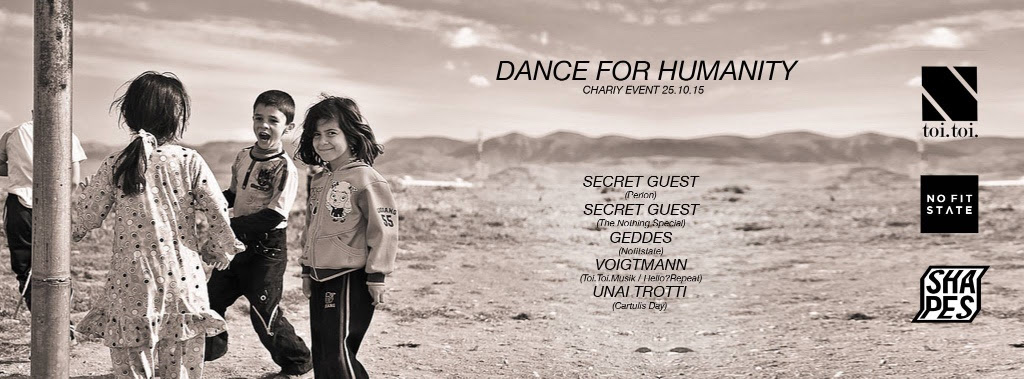 dance for humanity