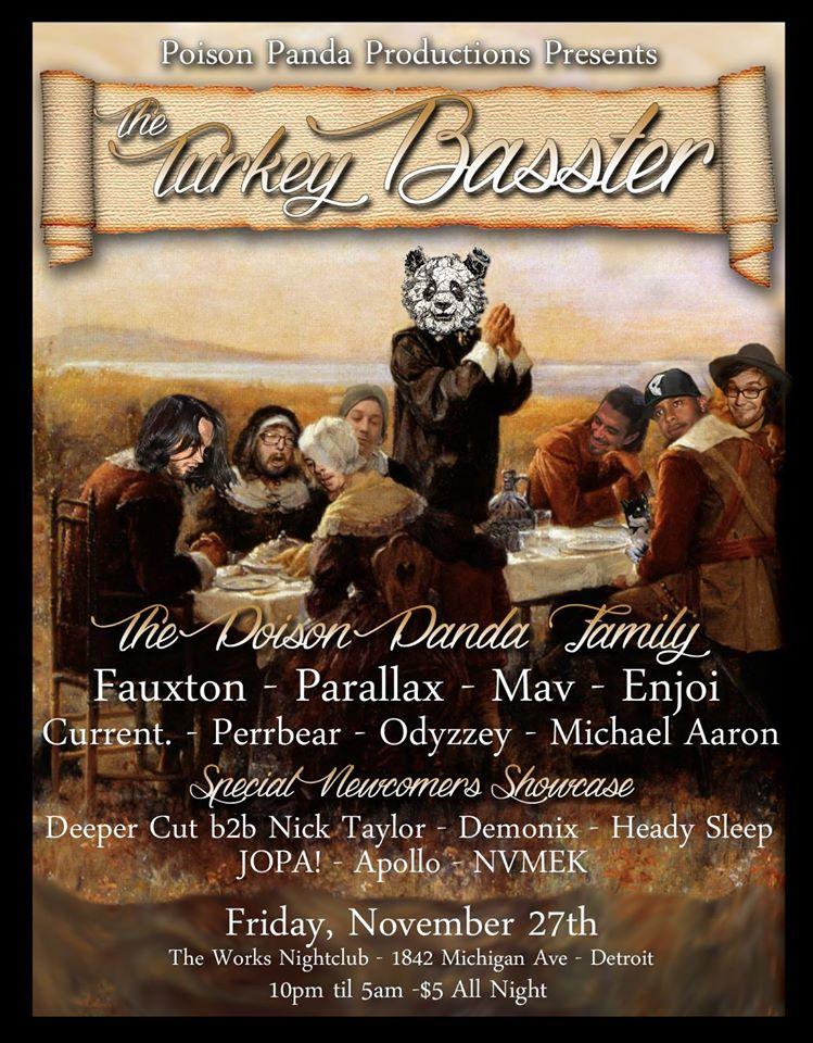 Turkey Basster