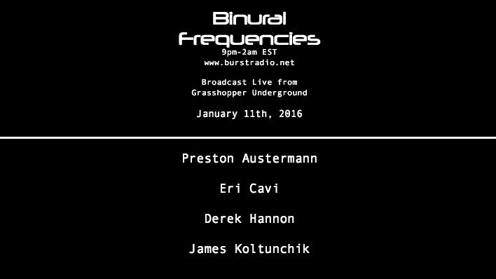 Binural Frequencies