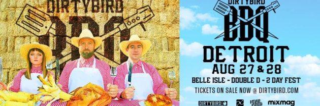 Dirtybird BBQ, Detroit Edition