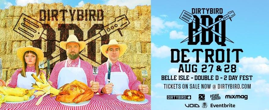 Country Fair Meets Funk: Dirtybird BBQ Detroit 2016