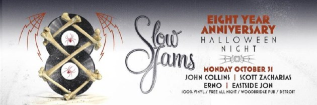 Slow Jams Detroit Celebrates 8 Years (An Interview with Creators ERNO + Eastside Jon)