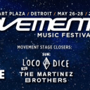 Movement Detroit 2018 Lineup Announced