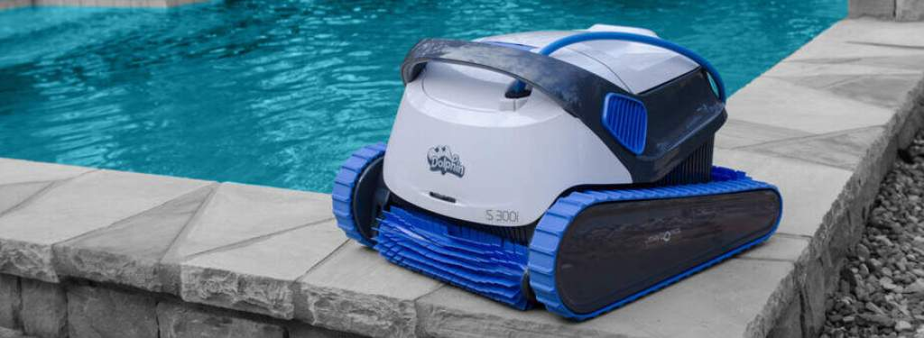 Dolphin S300i Robotic Pool Cleaner