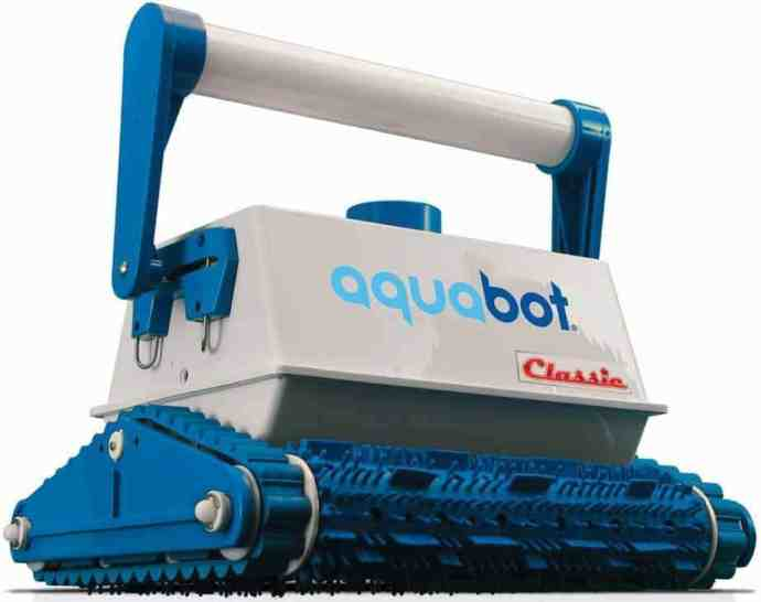 Aquabot AB Aquabot Classic In-Ground Robotic Swimming Pool Cleaner Review