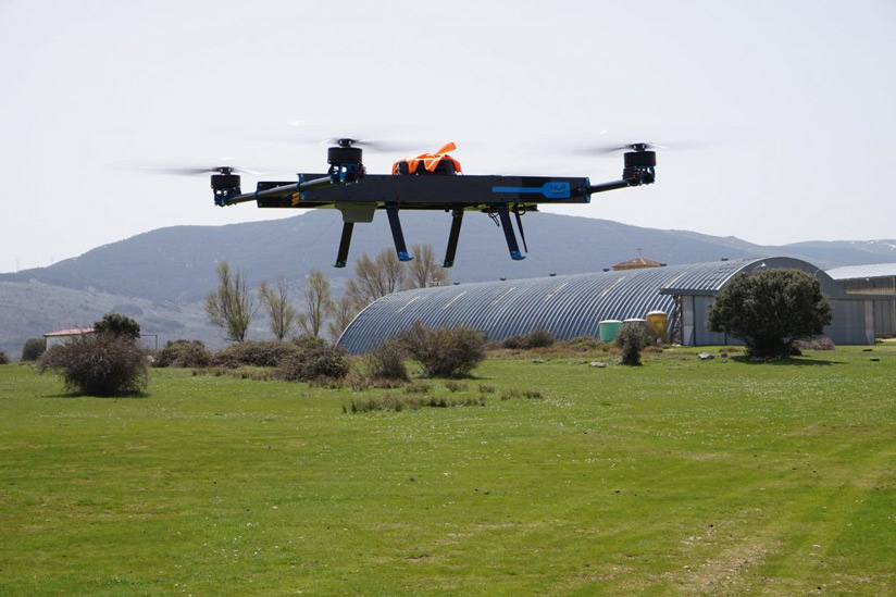 Find us in the latest issue of UNMANNED Systems Technology magazine and discover a new heavy lifting drone platform.
