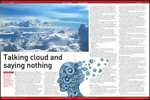 sensor readings magazine, feature, cloud computing