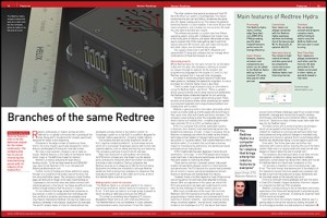 Redtree Robotics feature, Sensor Readings magazine issue 2