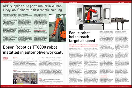 Robotics case studies