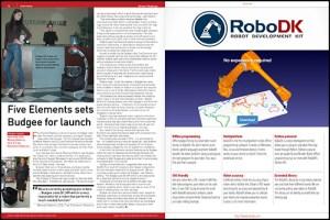 Five Elements Budgee robot