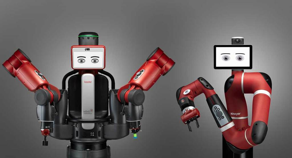 DHL invests in four new Sawyer collaborative robots from Rethink Robotics