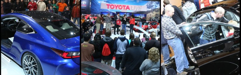 Chicago Auto Show: Robots rev up their engines in preparation for final victory over human drivers