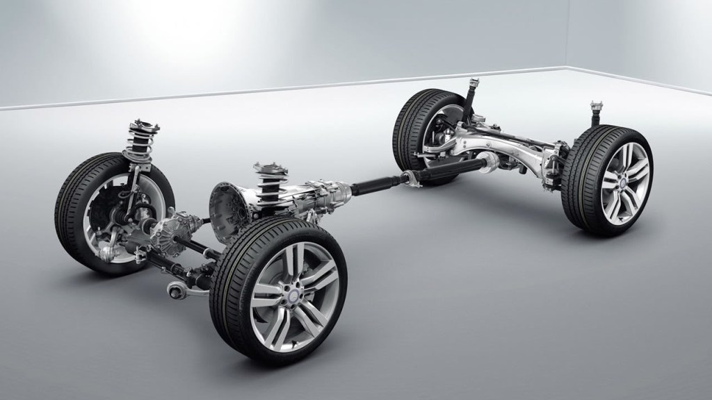 Germans developing car wheels that can be steered individually