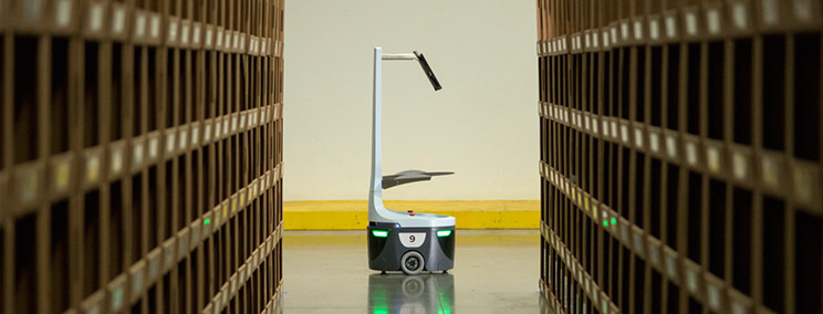 Locus Robotics raises another $25 million in funding