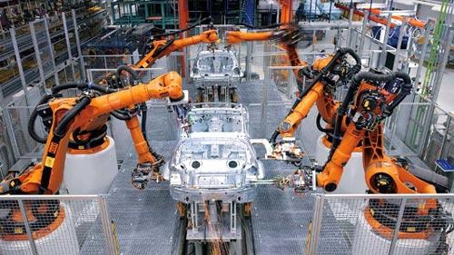 Automotive industrial robot market forecast to reach $8 billion within four years