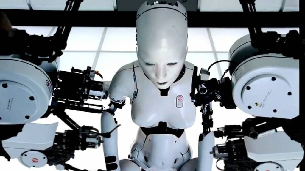 Robot musicians, artists and writers could be the superstars of tomorrow