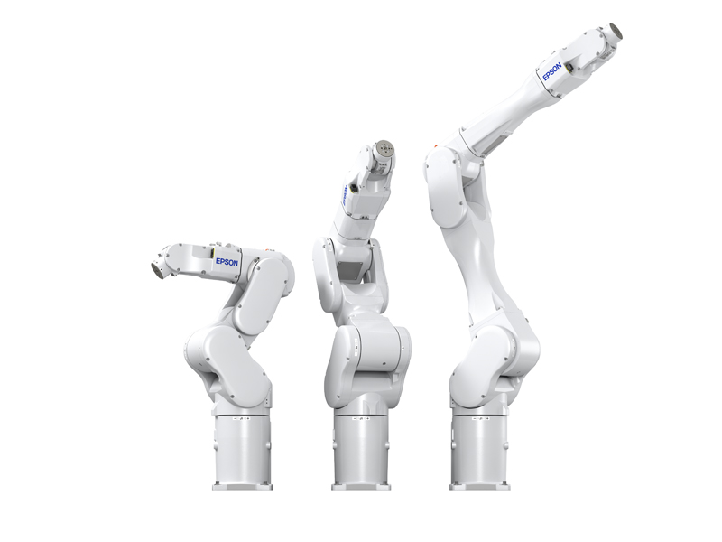Epson Robots launches new 6-axis industrial robot