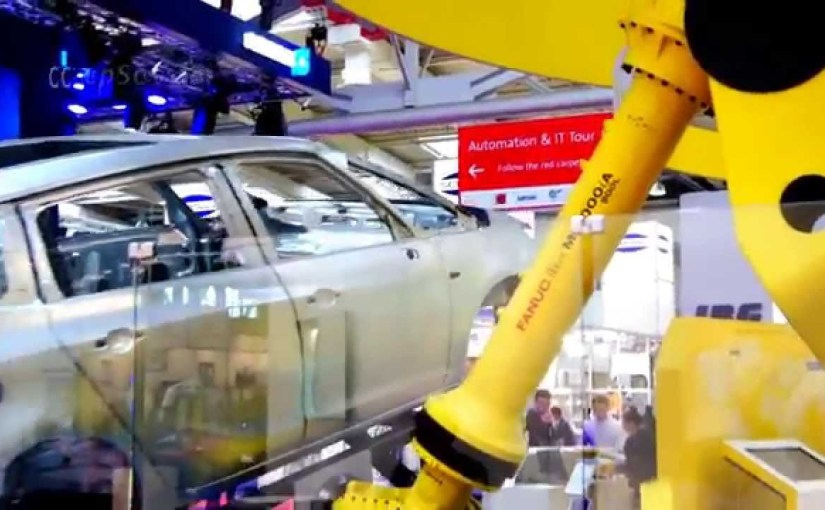 Fanuc reports more than 40 per cent increase in profits on strength of China sales