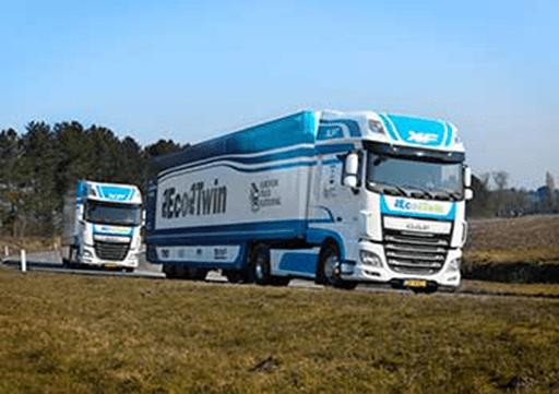 'Platoons' of autonomous trucks set for European roads