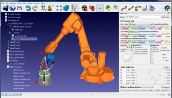 Industrial robots can now do their work uninterrupted thanks to the