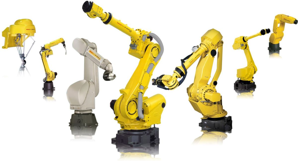 Top 14 industrial robot companies and how many robots they have around the world