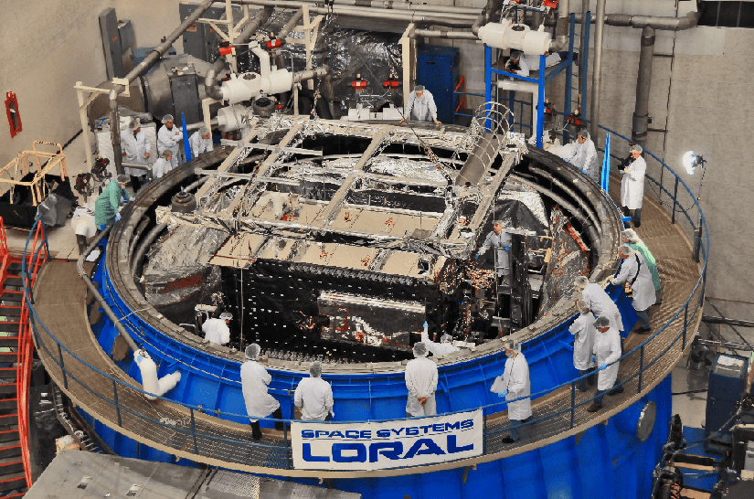 SSL to build low earth orbit satellite for new customer