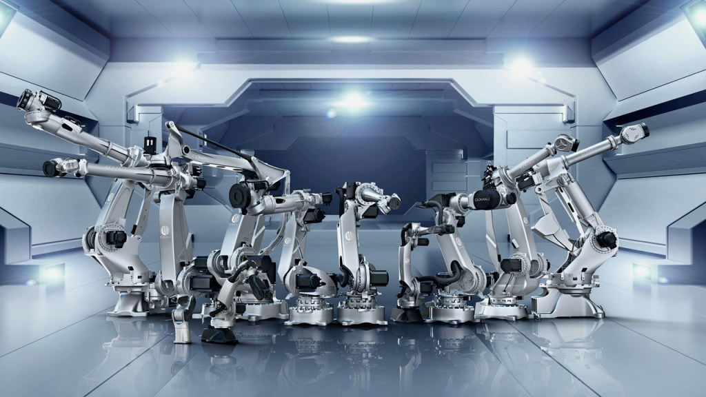 Comau launches new robots at Automatica