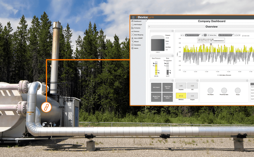 DeviceLynk redesigns user interface for IIoT system