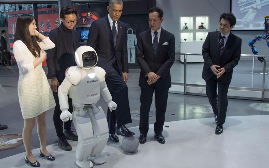 Honda ends development of iconic Asimo robot