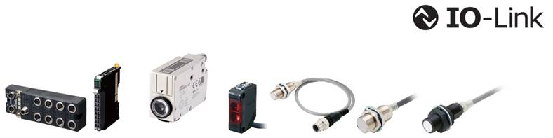 Omron launches its first IO-Link-compliant factory automation devices