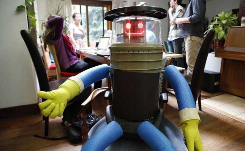 Robots threaten 42 per cent of Canadian jobs, says report