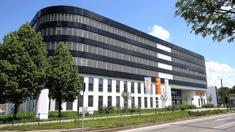 Kuka opens new facility at headquarters
