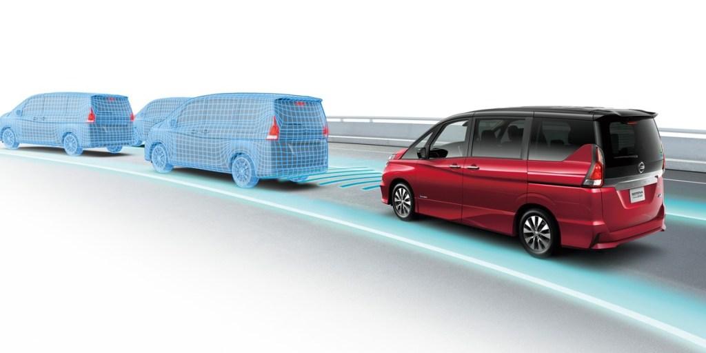 Nissan to launch 'revolutionary' new Serena autonomous car