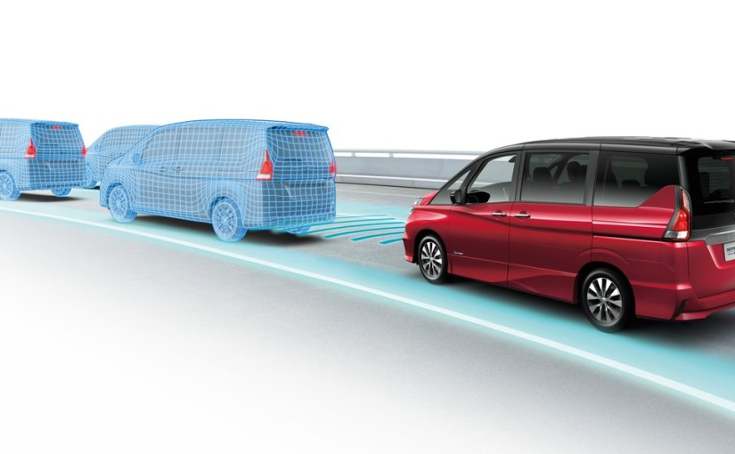 Nissan to launch 'revolutionary' new Serena autonomous car