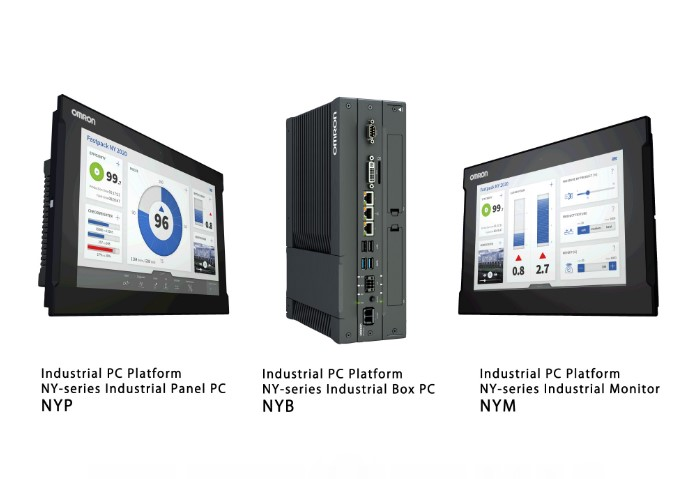 Omron develops new industrial computing platform