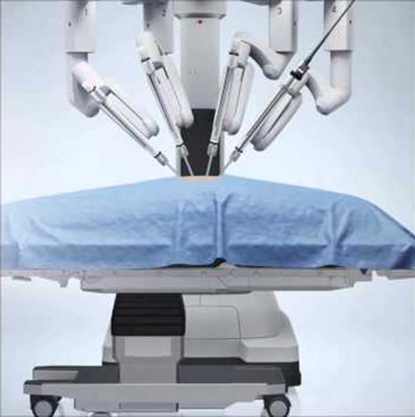 Orthopedic surgical robots to carry out joint replacement with precision